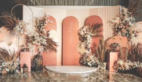 「潮婚新主张」超值婚礼季  限时升级简奢设计