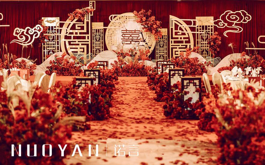 【诺言】中式定制婚礼-古典新式婚礼