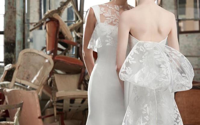 被宠上天的女神婚纱LOOK大赏