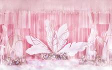 『蒂琳婚礼企划』粉色梦幻少女心婚礼
