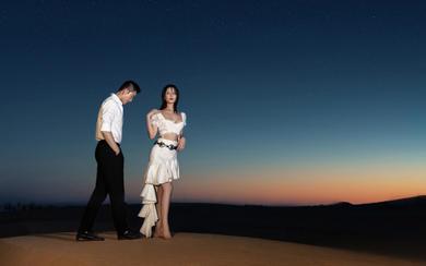 【SONG頌全球旅拍*迪拜】沙滩夜景