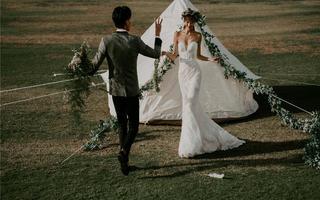 弥尚风格婚纱旅拍摄影
