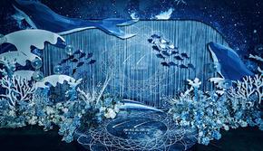 飞凌婚礼 | 网红款海洋主题婚礼