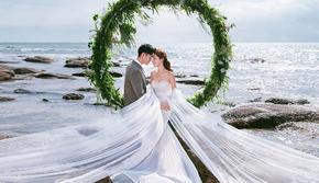 【99潮婚节】年度推荐 总监团队 爆款海景婚纱照