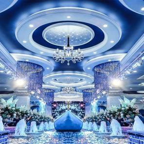 金伯爵主题婚礼酒店