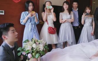 双机位上海全画幅单反婚礼微电影全程跟拍
