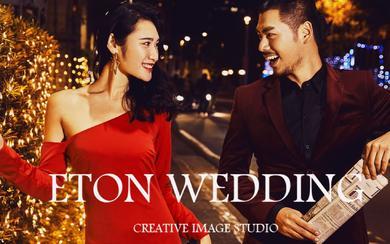 台北101·城市时尚夜景婚纱|台湾旅拍