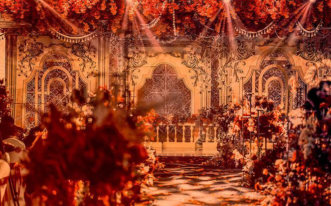 去故乡影像—双机位婚礼跟拍摄影