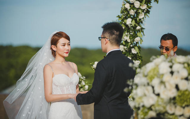 巴厘岛婚礼-LITTLE LUCKY