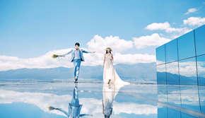【大理】机票补贴1488+洱海拍摄+mv+送婚纱