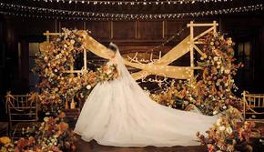 小厅必备  秋色系  一价全含送四大送新娘服装