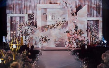 【US婚礼】梦幻气球主题婚礼