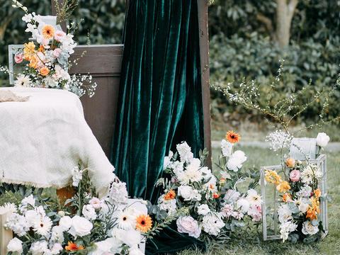 【安东妮】 好评如潮的户外婚礼