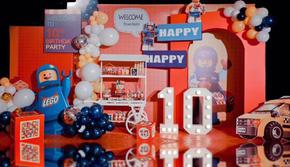 【BOYA派对】宝宝宴布置,一站式派对策划