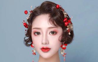 【菲度秒杀】资深化妆新娘市内午宴跟妆仅限一位/天