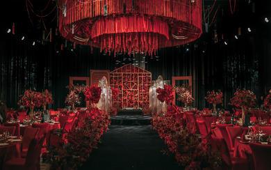 【白金汉爵】精致奢华私人高定婚礼设计