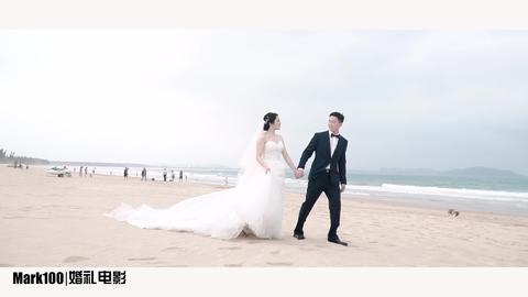 Mark100-单机摄影+单机摄像 三亚婚礼跟拍