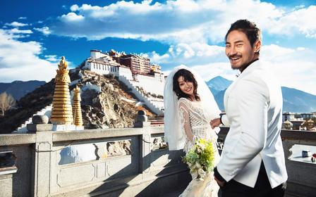 【西藏旅拍】直降4000+布达拉宫+沙漠+大昭寺