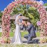 三亚婚礼跟拍摄影双机位照片拍摄