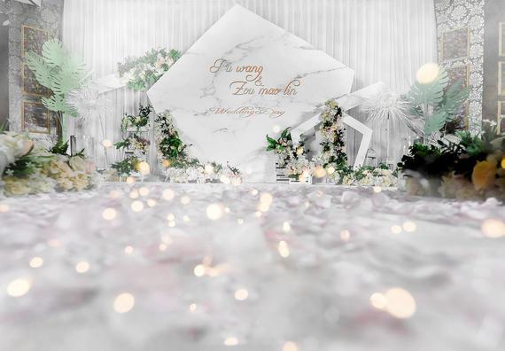 【超性价比套餐】小预算婚礼之选+主题布置