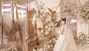 【20年全网超高性价比】所见即所得 香槟思语婚礼