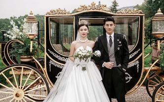 【立减2000】+婚礼仪式+8服8造