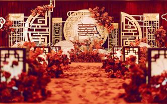 斯蔓婚礼-新中式主题婚礼之结•缘