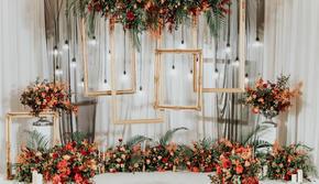 昆明|连云宾馆|红绿复古ins风小清新婚礼