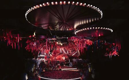【米迪婚礼】《梦的天空之城》——大气摩登复古婚礼