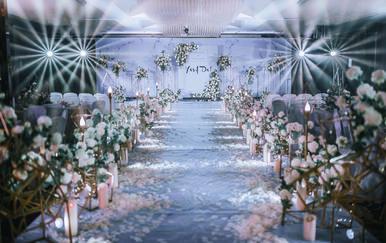 【Prue Love】---优雅清新风格婚礼