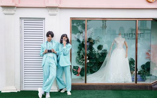 慕色旅拍婚纱摄影——街拍