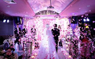 婚礼全程跟拍摄影摄像双机位