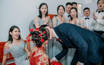 三亚资深专业摄影师婚礼跟拍