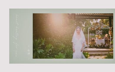 海岛婚礼丨最美的新娘 Bestime