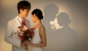 【618爆款】网红婚照#10服10造直降2000