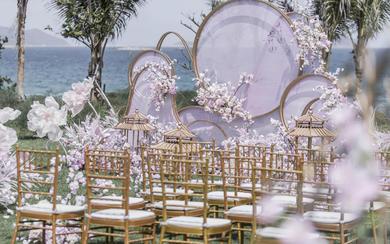 户外新中式婚礼   云水谣