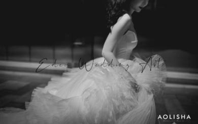 每一款婚纱都有故事,如你和他的爱情一样