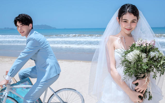 厦门婚纱摄影#国色佳人#作品欣赏