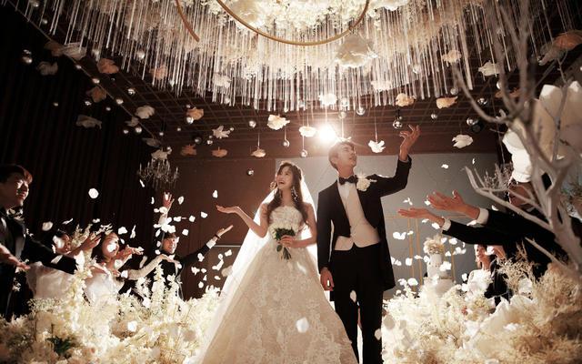【帆拉斐仪式感婚照】完美还原你的梦中婚礼