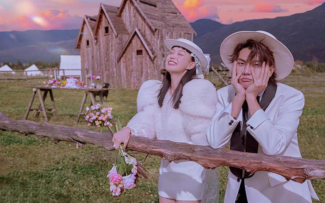 【全新场景】拍婚照送女神单照•速抢!超高性价比