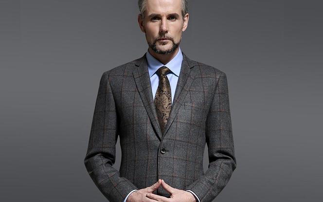 [面料之王]英国皇室专用西服/礼服定制