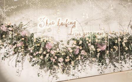【热带猫婚礼】室内小预算泰式简约风婚礼
