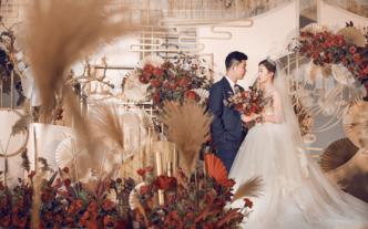 【UCN婚礼企划】红金色新中式·热烈