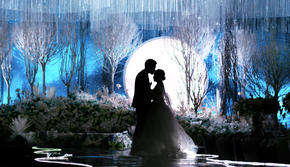 《伊诺阁》南湖名都月光森林主题婚礼