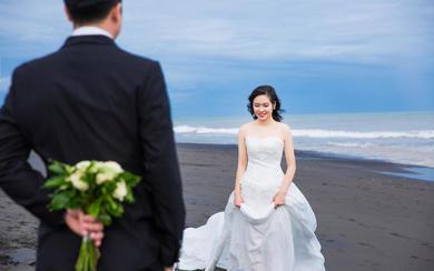 爱旅拍巴厘岛•客照欣赏•巴厘之旅•林&张