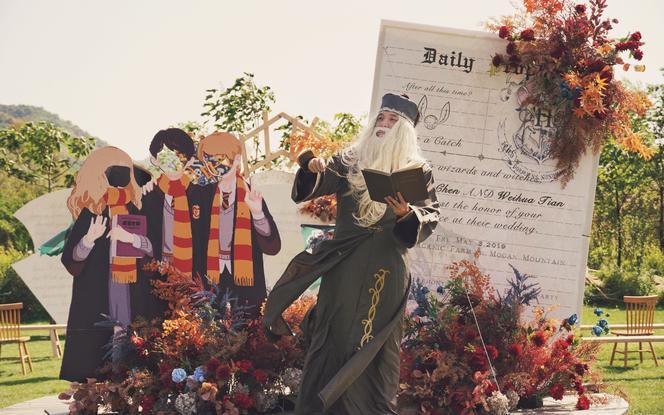 【啼哭的意义】宝宝宴主持+小丑迎宾魔术表演