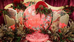 【古典中式婚礼】 带给你不一样的红