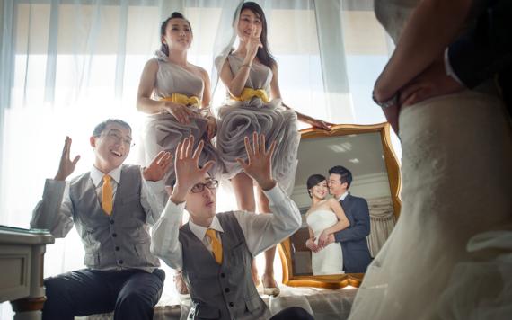 【婚礼必备】总监单机跟拍