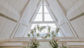【小而美】海边礼堂教堂婚礼 香水湾君澜礼堂