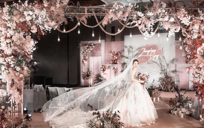 【金典幸福】蜜意 婚礼现场布置+ 灯光